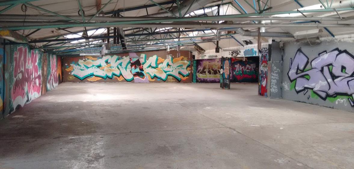 Værket – Street Art Galleri