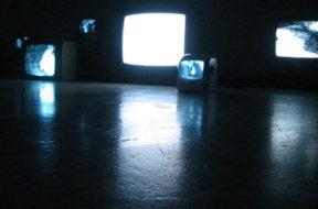 Screenscapes Video Installation