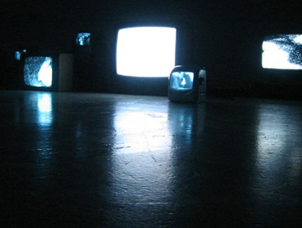 Screenscapes 2003 – Video installation