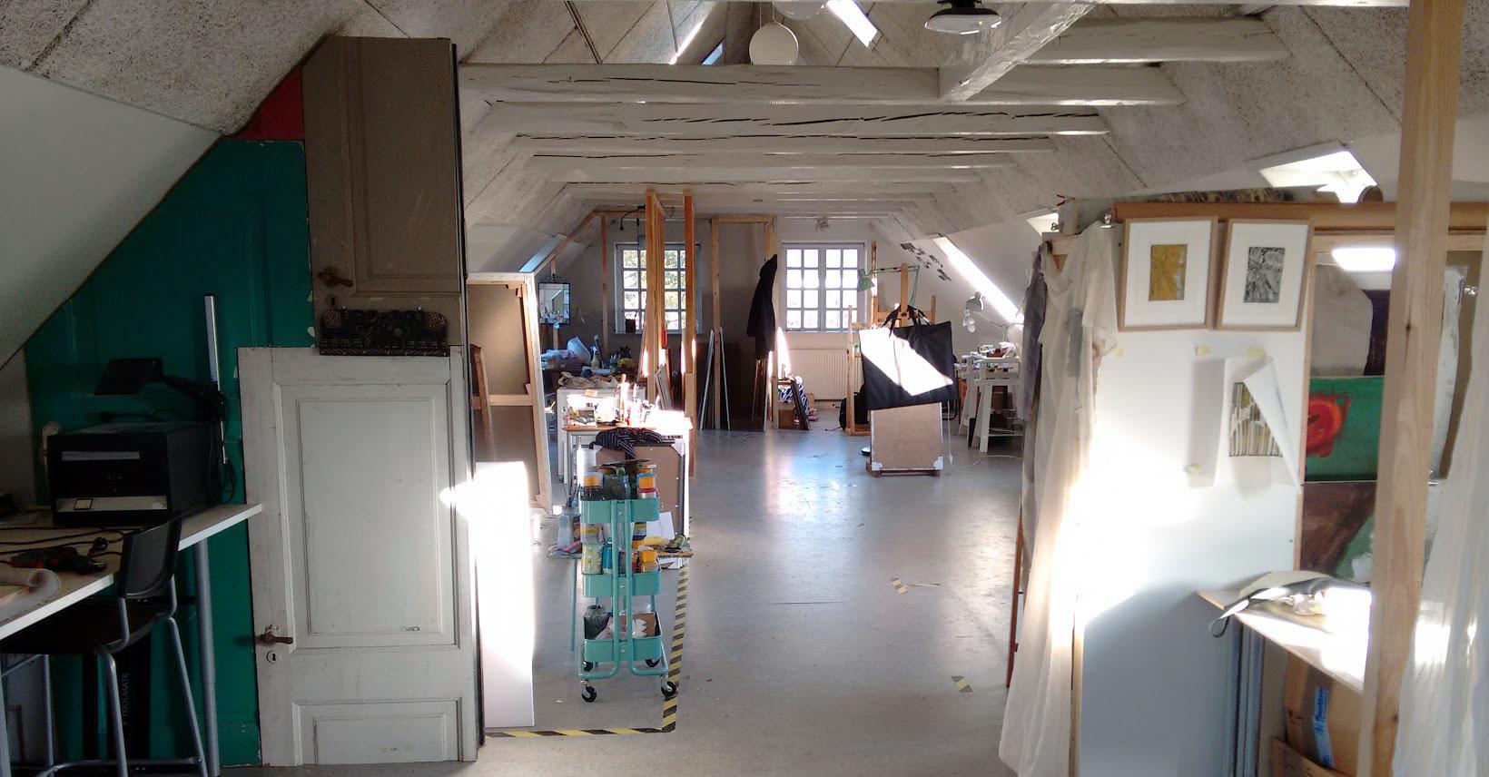 Atelier | Huset Aalborg